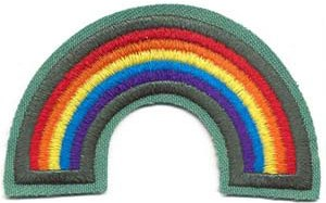 girl scout bridging clip art rainbow wizard of oz party